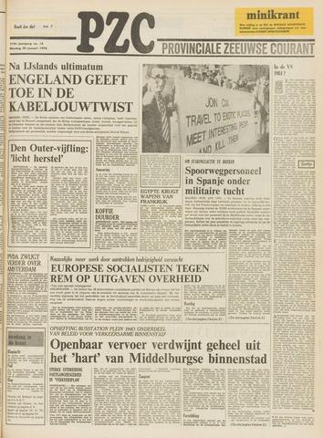 Provinciale Zeeuwse Courant 1976-01-20