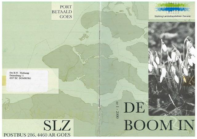 Landschapsbeheer Zeeland - de Boom in 2000-03-01