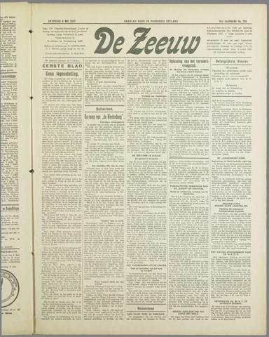De Zeeuw. Christelijk-historisch nieuwsblad voor Zeeland 1937-05-08