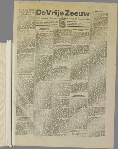 de Vrije Zeeuw 1944-11-27
