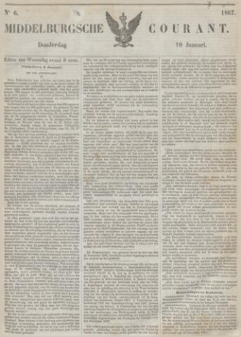 Middelburgsche Courant 1867-01-10