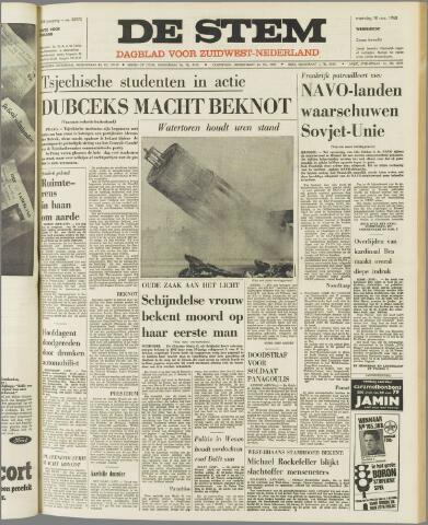 de Stem 1968-11-18