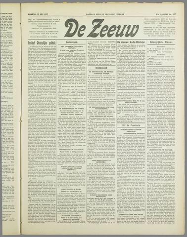 De Zeeuw. Christelijk-historisch nieuwsblad voor Zeeland 1937-07-12