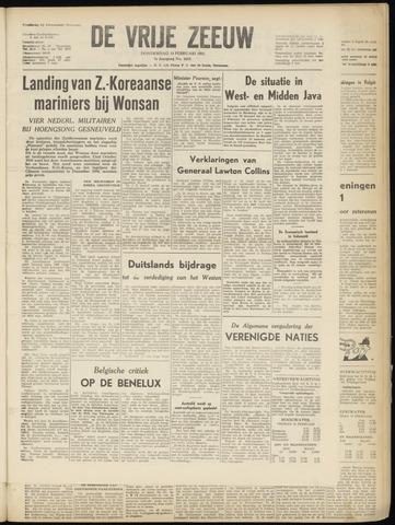 de Vrije Zeeuw 1951-02-15