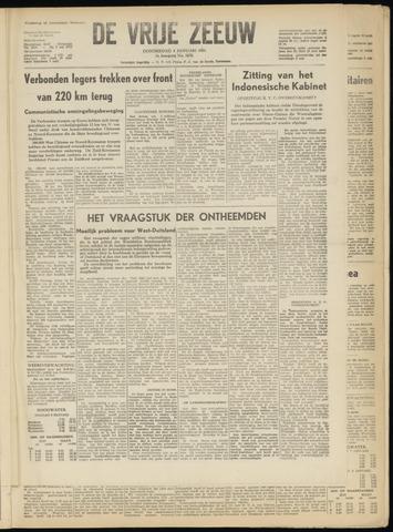 de Vrije Zeeuw 1951-01-04