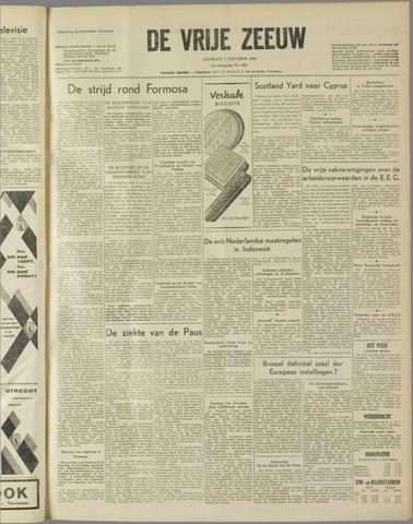 de Vrije Zeeuw 1958-10-07