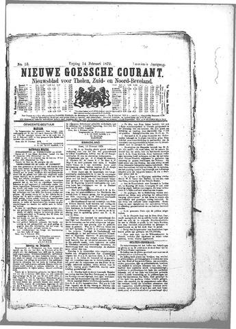Nieuwe Goessche Courant 1879-02-14
