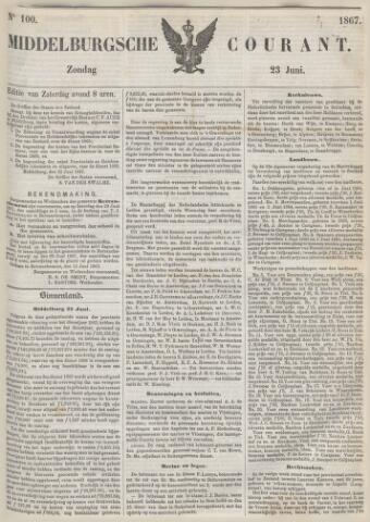 Middelburgsche Courant 1867-06-23