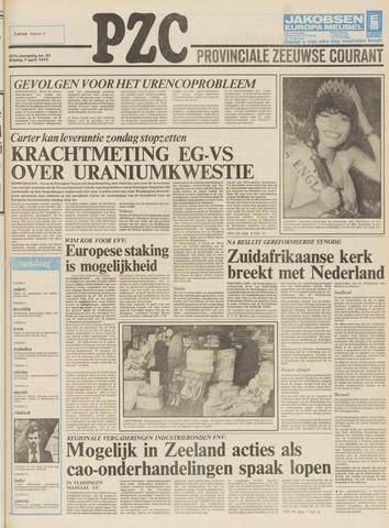 Provinciale Zeeuwse Courant 1978-04-07