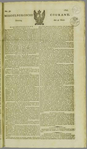 Middelburgsche Courant 1824-03-27