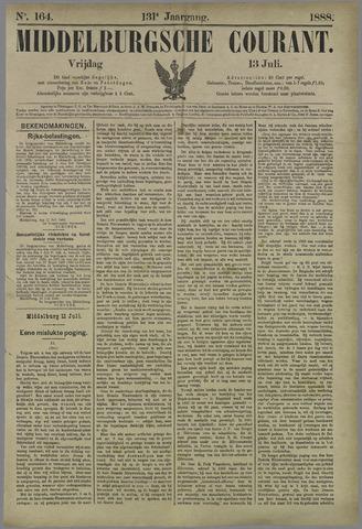 Middelburgsche Courant 1888-07-13