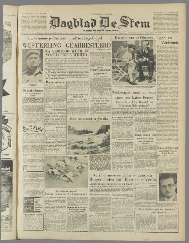 de Stem 1952-04-17