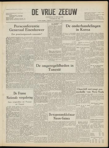 de Vrije Zeeuw 1952-01-24