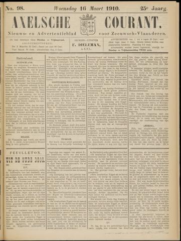 Axelsche Courant 1910-03-16