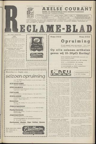 Axelsche Courant 1957-07-10