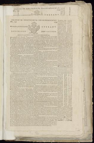 Middelburgsche Courant 1799-10-17