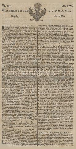 Middelburgsche Courant 1775-05-02