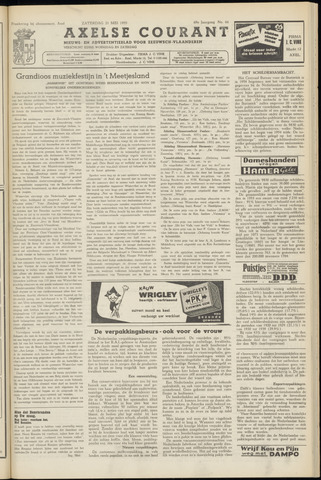 Axelsche Courant 1955-05-21