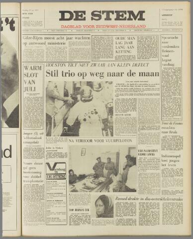 de Stem 1971-07-27