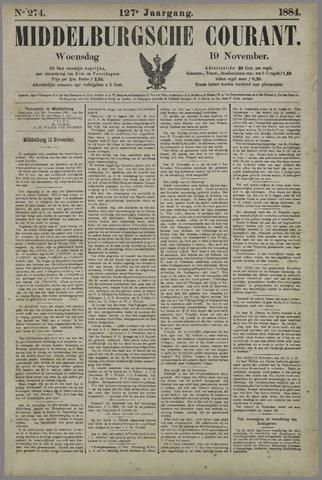 Middelburgsche Courant 1884-11-19