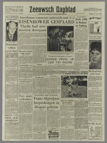 Zeeuwsch Dagblad 1960-06-27