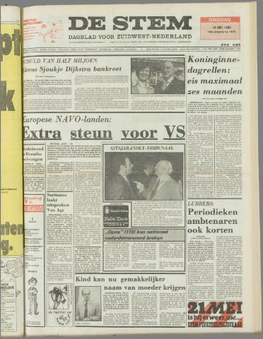 de Stem 1980-05-13