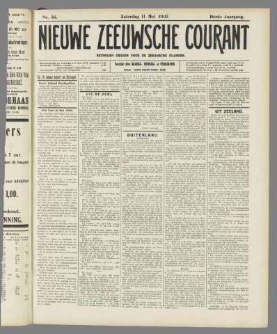 Nieuwe Zeeuwsche Courant 1907-05-11