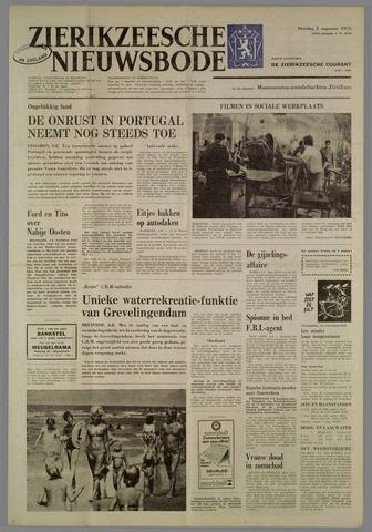 Zierikzeesche Nieuwsbode 1975-08-05