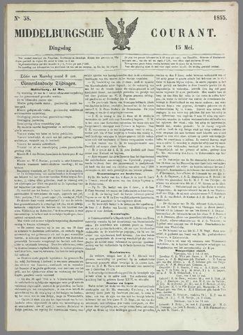 Middelburgsche Courant 1855-05-15