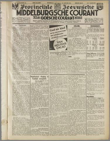 Middelburgsche Courant 1937-01-20