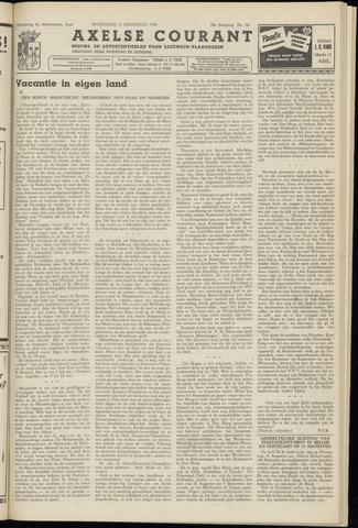 Axelsche Courant 1956-08-08