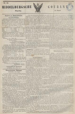 Middelburgsche Courant 1851-03-18