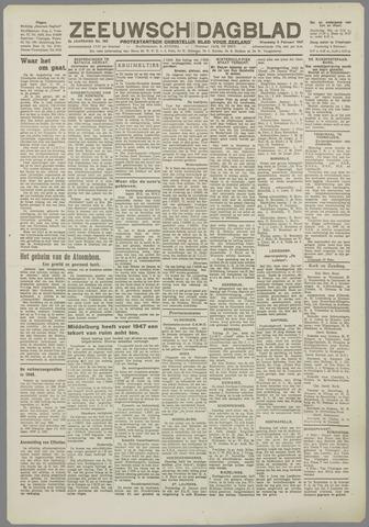 Zeeuwsch Dagblad 1947-02-05