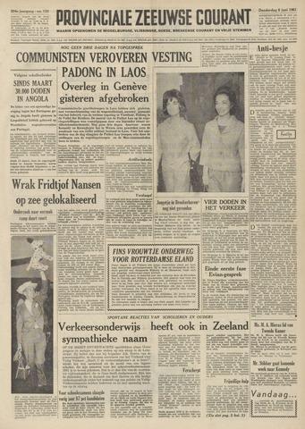 Provinciale Zeeuwse Courant 1961-06-08