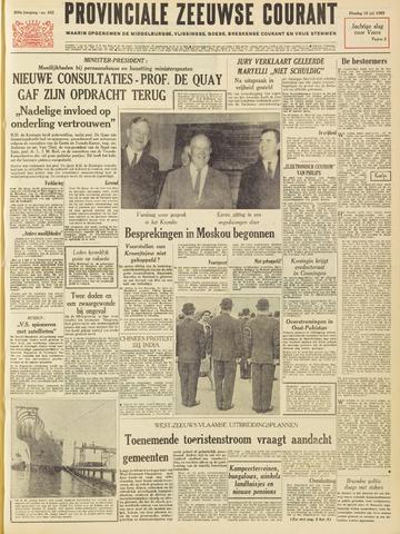 Provinciale Zeeuwse Courant 1963-07-16