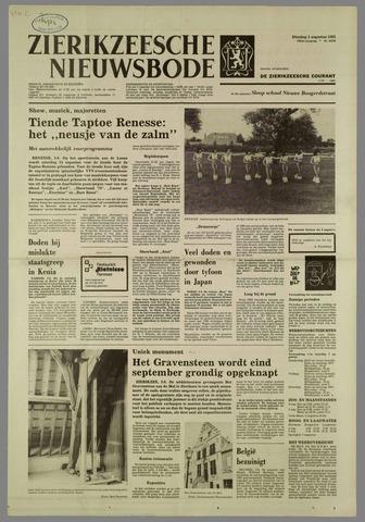 Zierikzeesche Nieuwsbode 1982-08-03