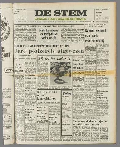 de Stem 1973-02-20