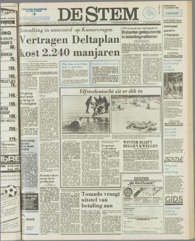de Stem 1982-01-14