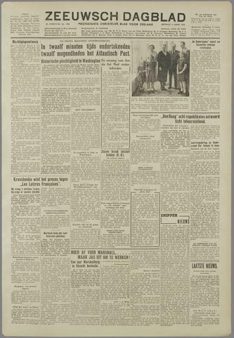 Zeeuwsch Dagblad 1949-04-05