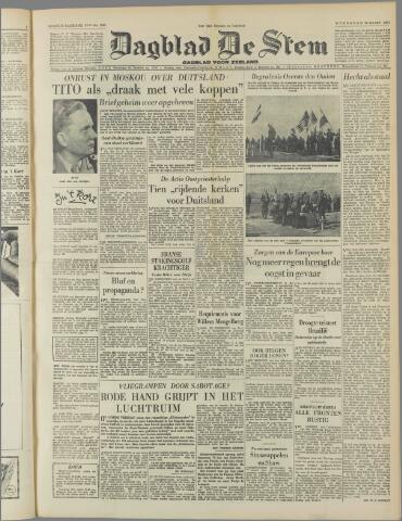 de Stem 1951-03-28