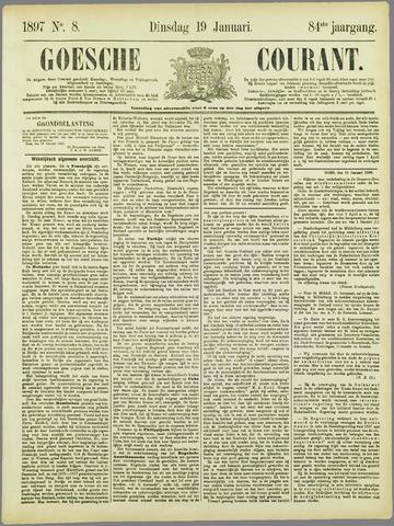 Goessche Courant 1897-01-19