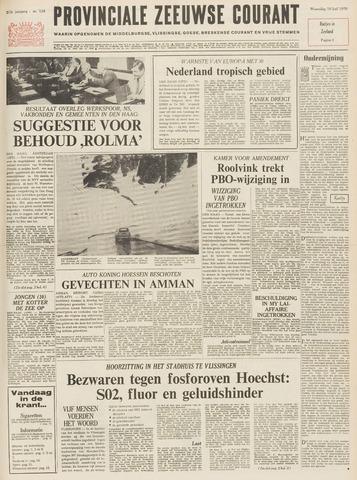Provinciale Zeeuwse Courant 1970-06-10