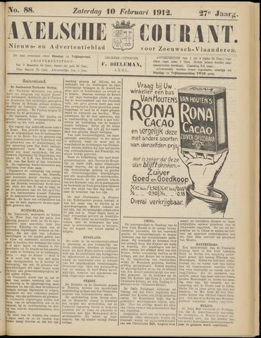 Axelsche Courant 1912-02-10
