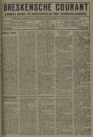 Breskensche Courant 1921-10-01