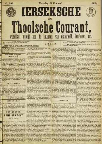 Ierseksche en Thoolsche Courant 1893-02-18