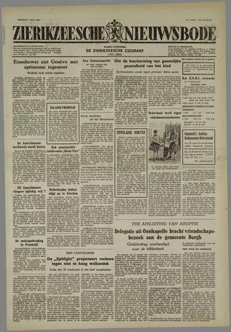 Zierikzeesche Nieuwsbode 1955-07-01
