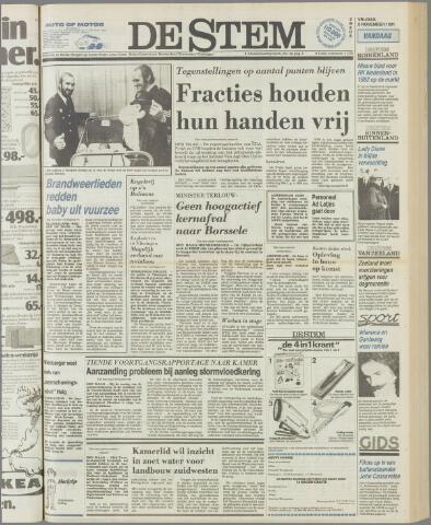 de Stem 1981-11-06
