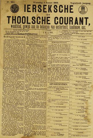 Ierseksche en Thoolsche Courant 1902