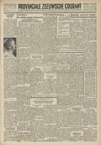 Provinciale Zeeuwse Courant 1946-08-31