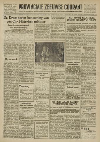 Provinciale Zeeuwse Courant 1950-11-18
